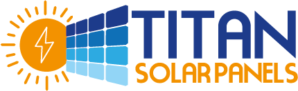 logo titan solar panels artwork Final Art